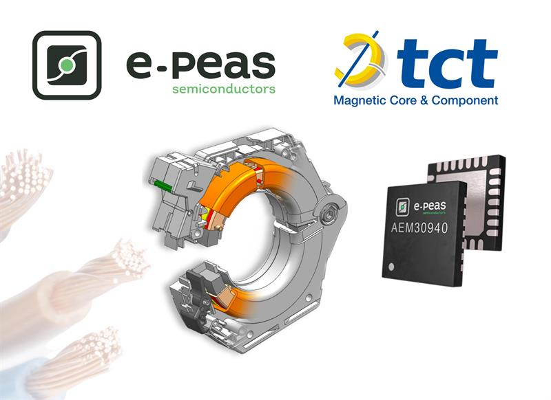E-PEAS cooperates with TCT on energy harvesting solution