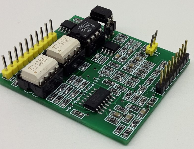 Signal Conditioner for Sensorless BLDC Operations