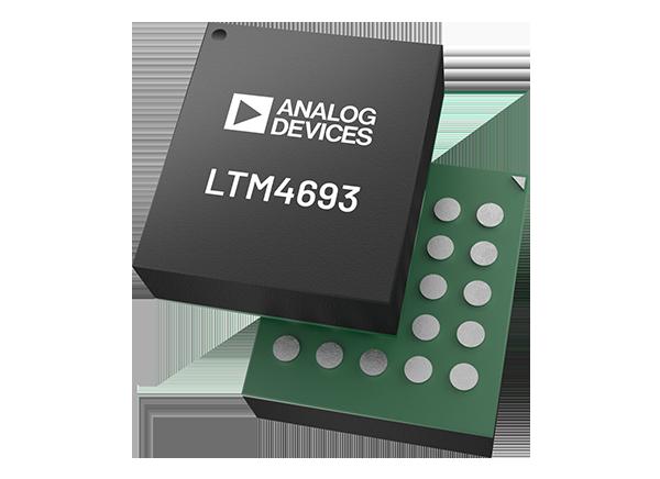Analog Devices Inc. LTM4693 2A Buck Boost µModule® DC/DC Converters