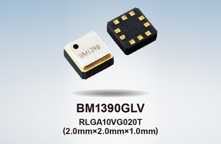 New IPX8 Rated Barometric Pressure Sensor IC: High Accuracy, Waterproof and performs temperature compensation