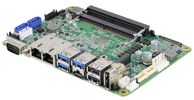 "3.5"" Single Board Computer with AMD Ryzen™ V2000 Processors"