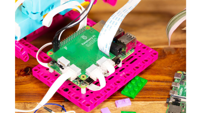 Raspberry Pi Foundation Collaborates with LEGO Education for the ALL-NEW RPi Build HAT