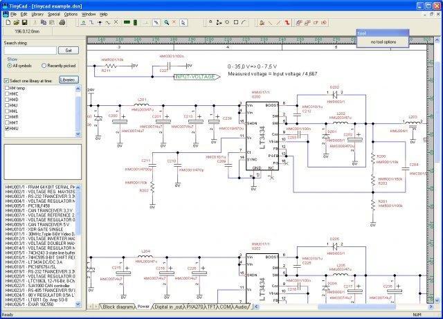 Electronic Circuit Design / Simulation Software ...