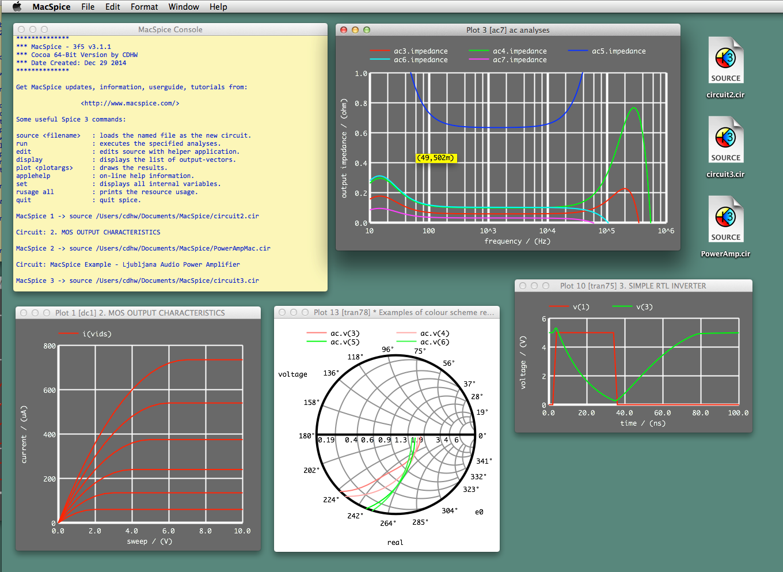 Electronic Circuit Design / Simulation Software - Electronics Lab