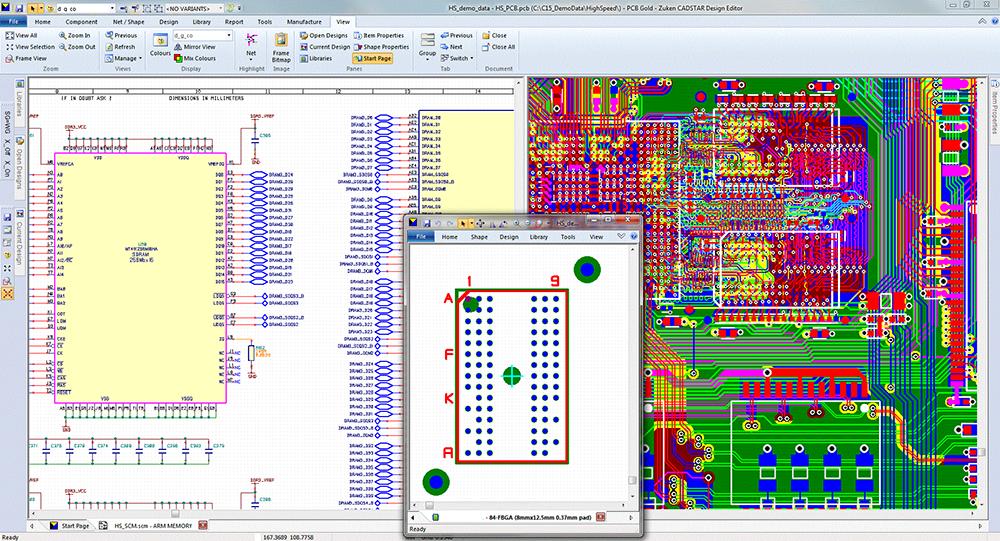PCB Design Software - Electronics Lab