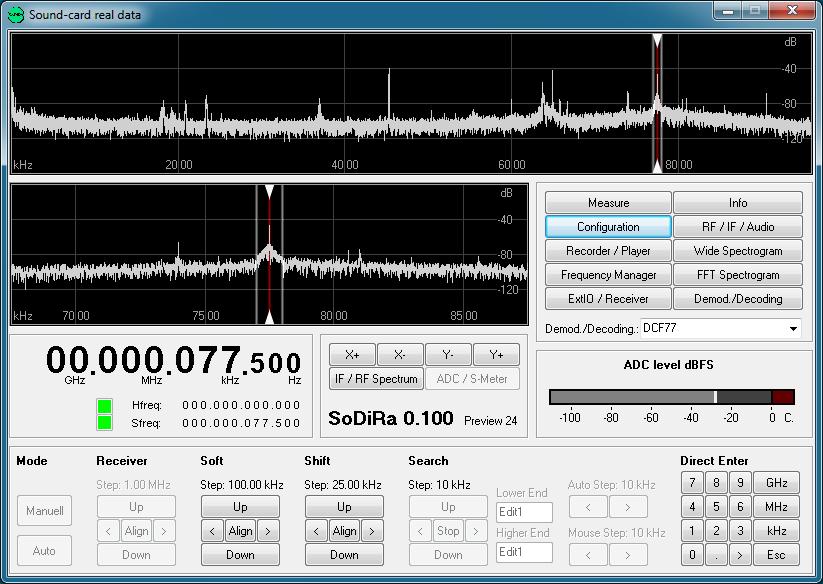 PC Measurements Software - Electronics Lab