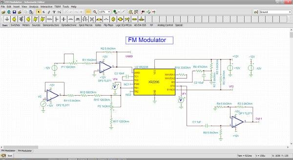 electronic circuit design simulation software electronics lab parallel circuit diagram circuit diagram program #11