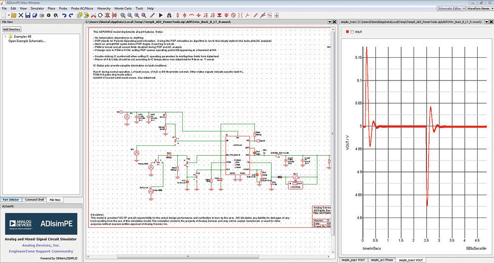 Freeware Download Spice Circuit Simulation