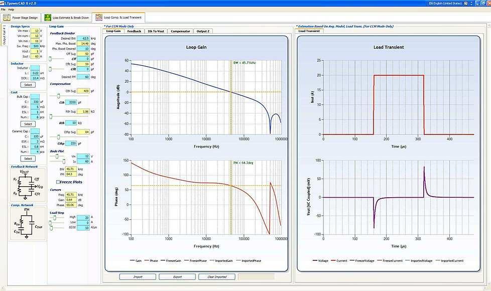 Electronic Circuit Design / Simulation Software